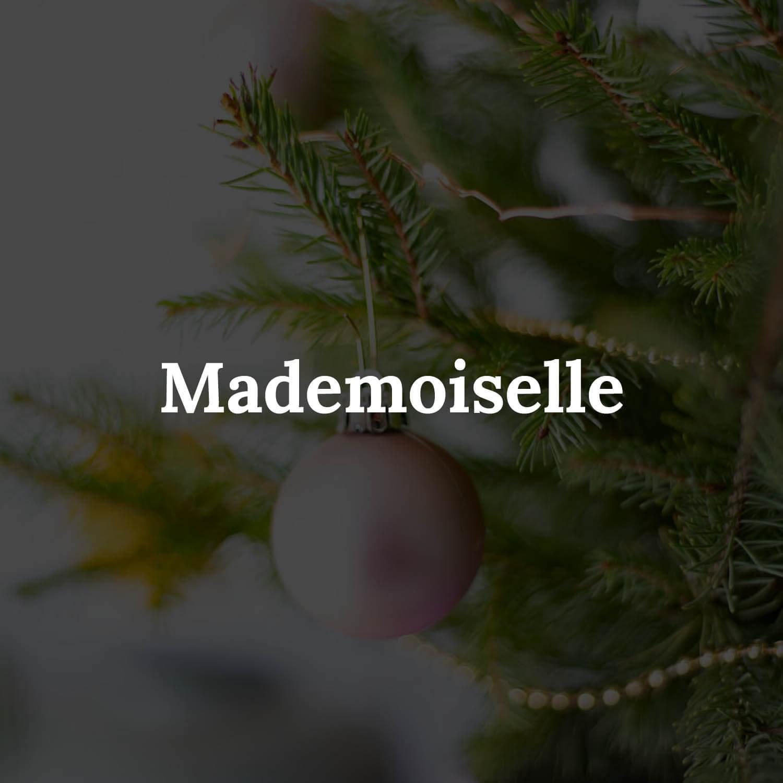 """Sapin naturel """"Mademoiselle"""" - MyLittleSapin"""